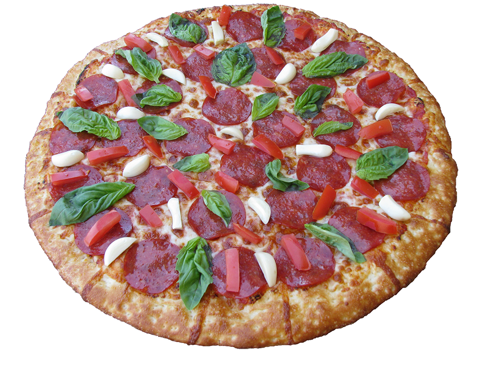 Specialty Meat Pizzas